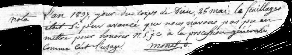 25 mai 1837