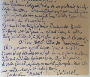 lettre charles juin 1951