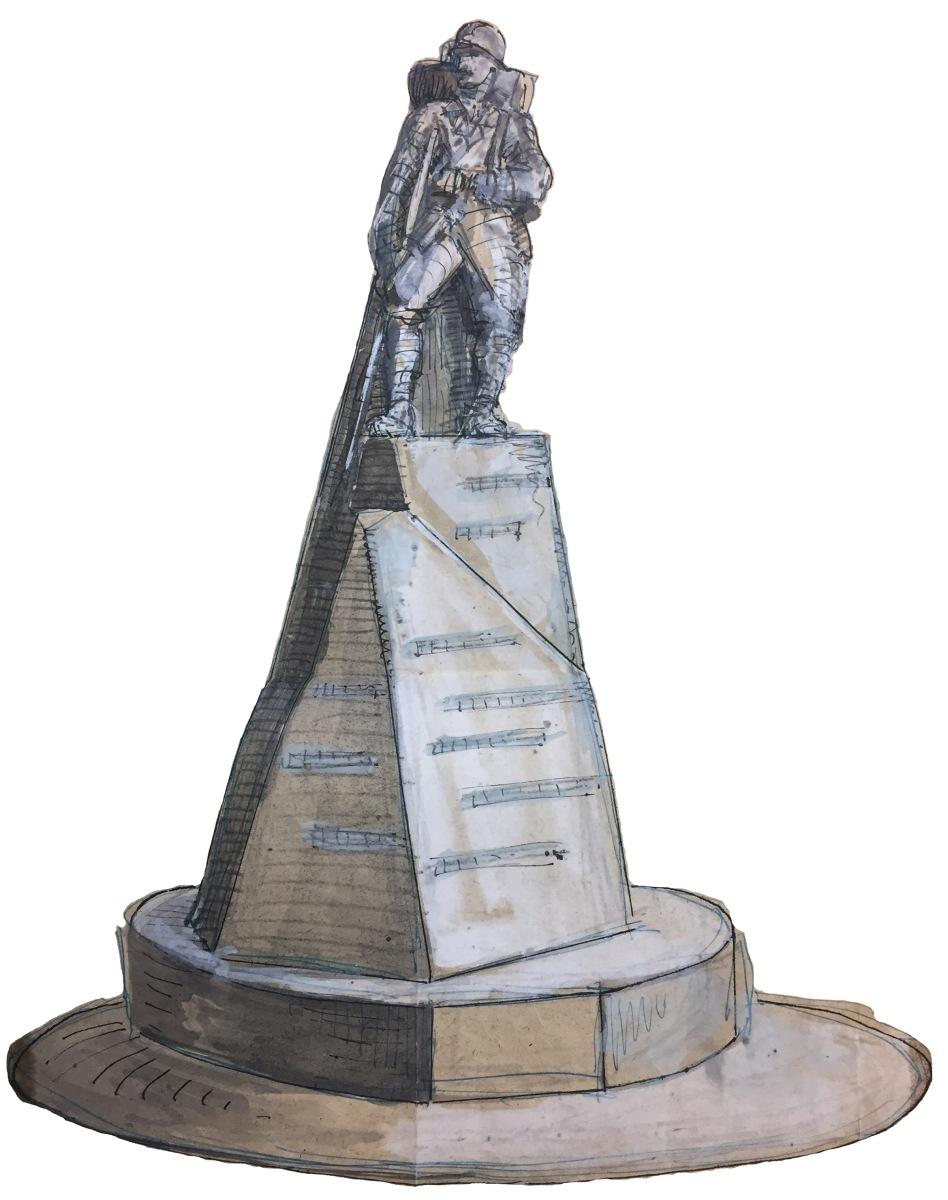 1918. Du deuil national à la mémoire locale – St Saturnin lès Avignon