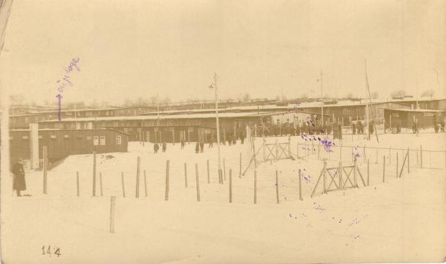 Le camp d'Ohrdruf